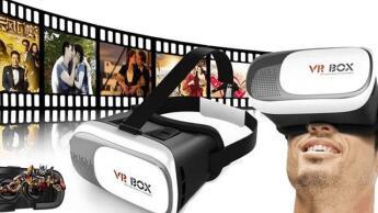 VR BOX 2.0 Virtuális valóság szemüveg